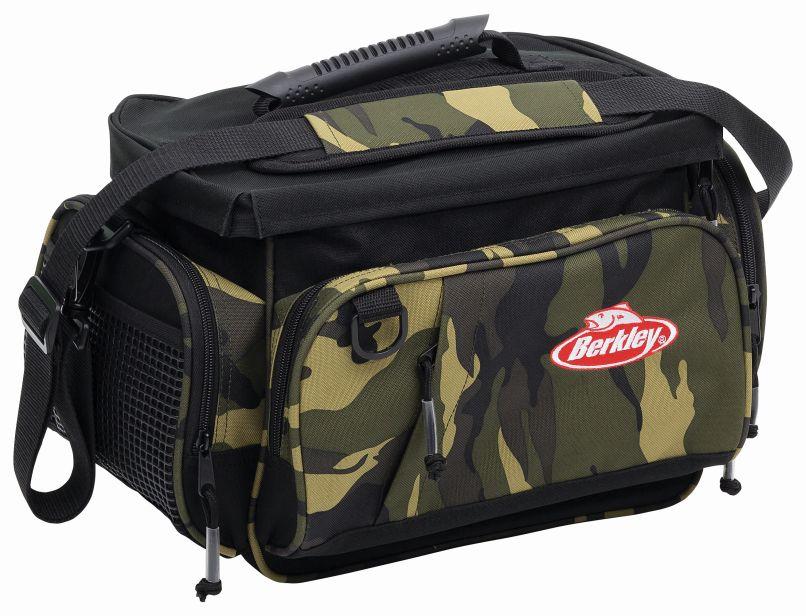 BERKLEY Taška na přívlač Berkley Camo Shoulder Bag