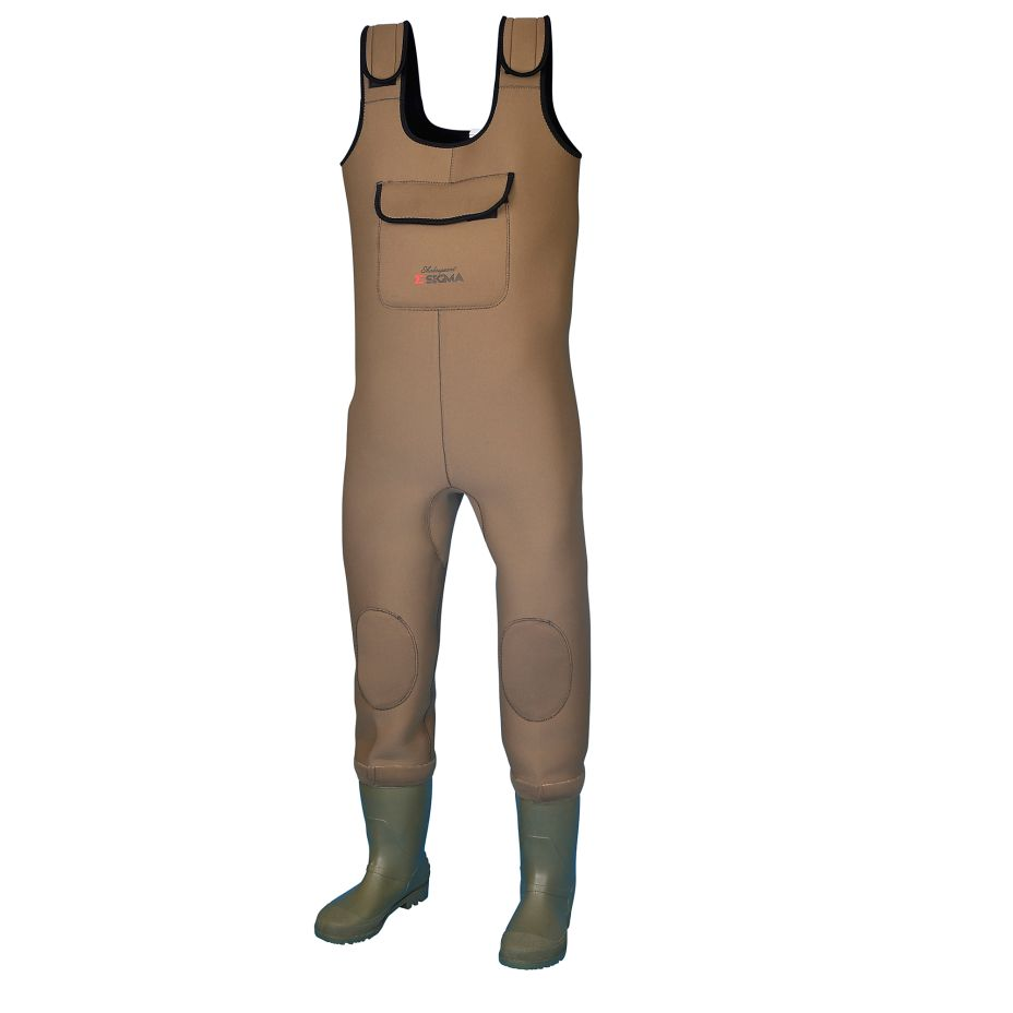 SHAKESPEARE PRSAČKY SIGMA NEOP CHEST WADER CLEAT SOLE 11