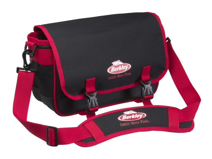 BERKLEY Přívlačová taška Berkley POWERBAIT BAG 2015 BLACK M