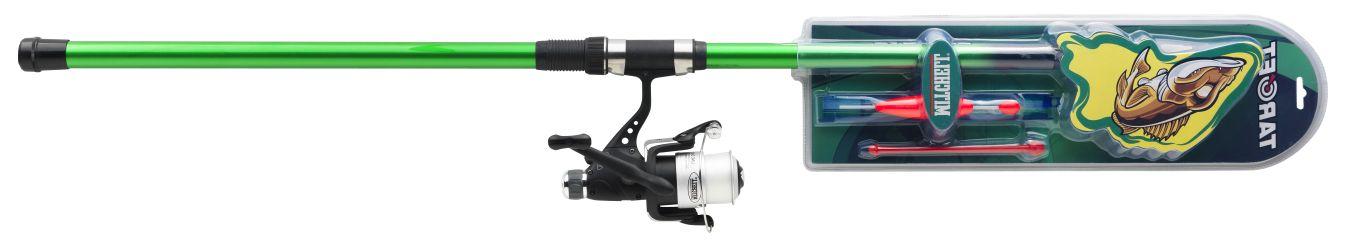 Teleskopický prut s navijákem a drobnostmi Mitchell Target 350