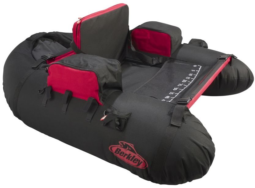 BERKLEY Belly Boat Tec Pulse XCD (138x108x58cm)