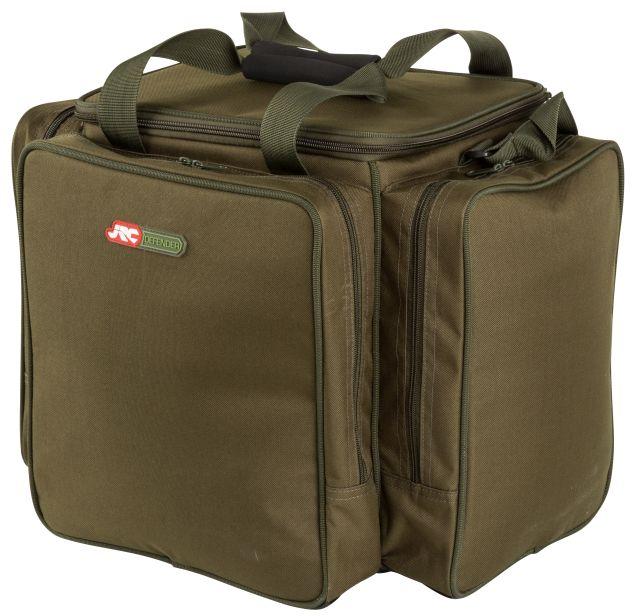 JRC Taška na nástrahy Defener Bait Bucket & Tackle bag (45x33x45cm)