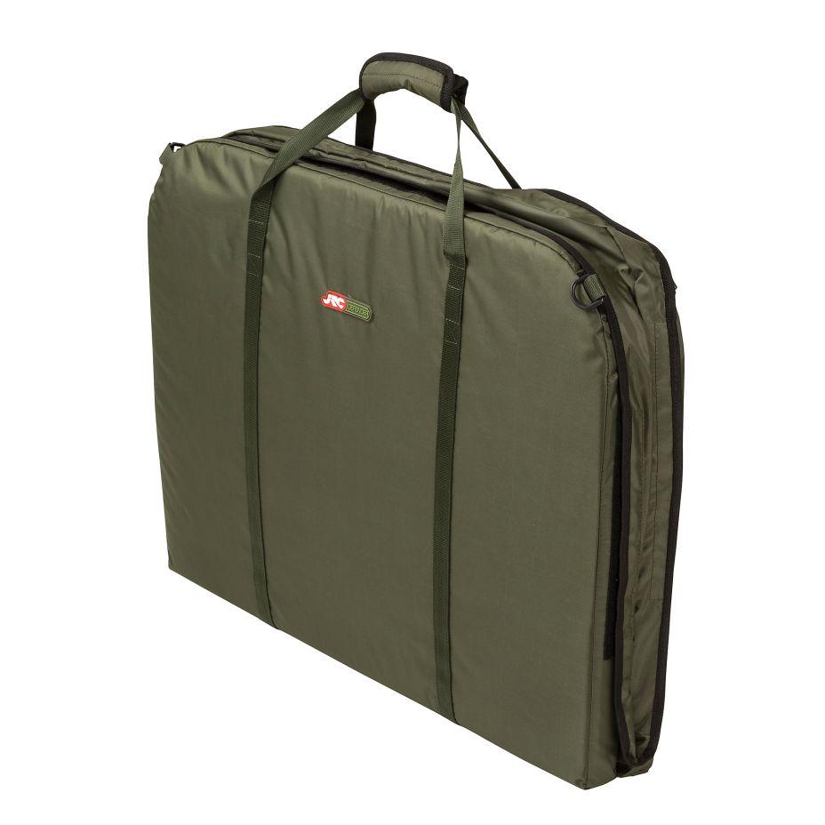 Set vezírek a podložka JRC Defender Flat Fold Mat & Sling Sack