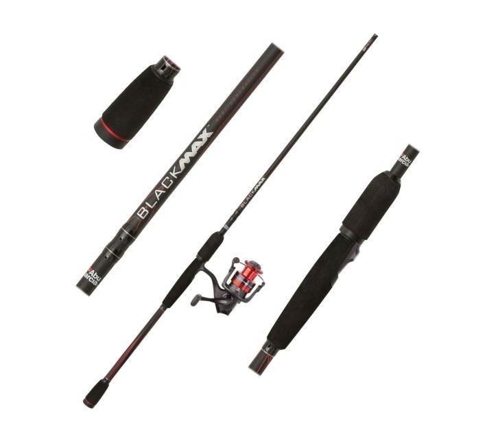 BLACK MAX SPIN 2,70M 15-45G + ZDARMA NAVIJÁK