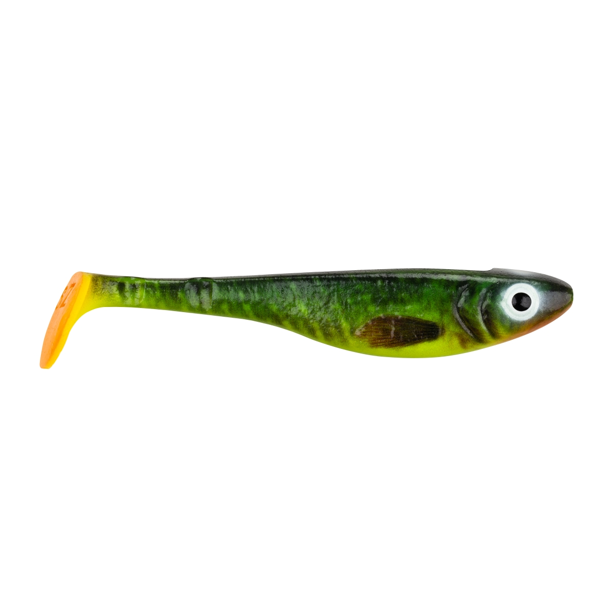 MCPREY SVARTZONKER UV 12CM HOT PIKE