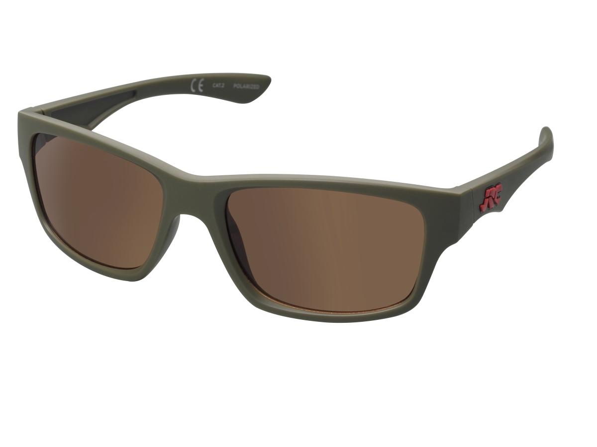 Polarizačné okuliare JRC Stealth Extreme SG Matt Moss/Copper