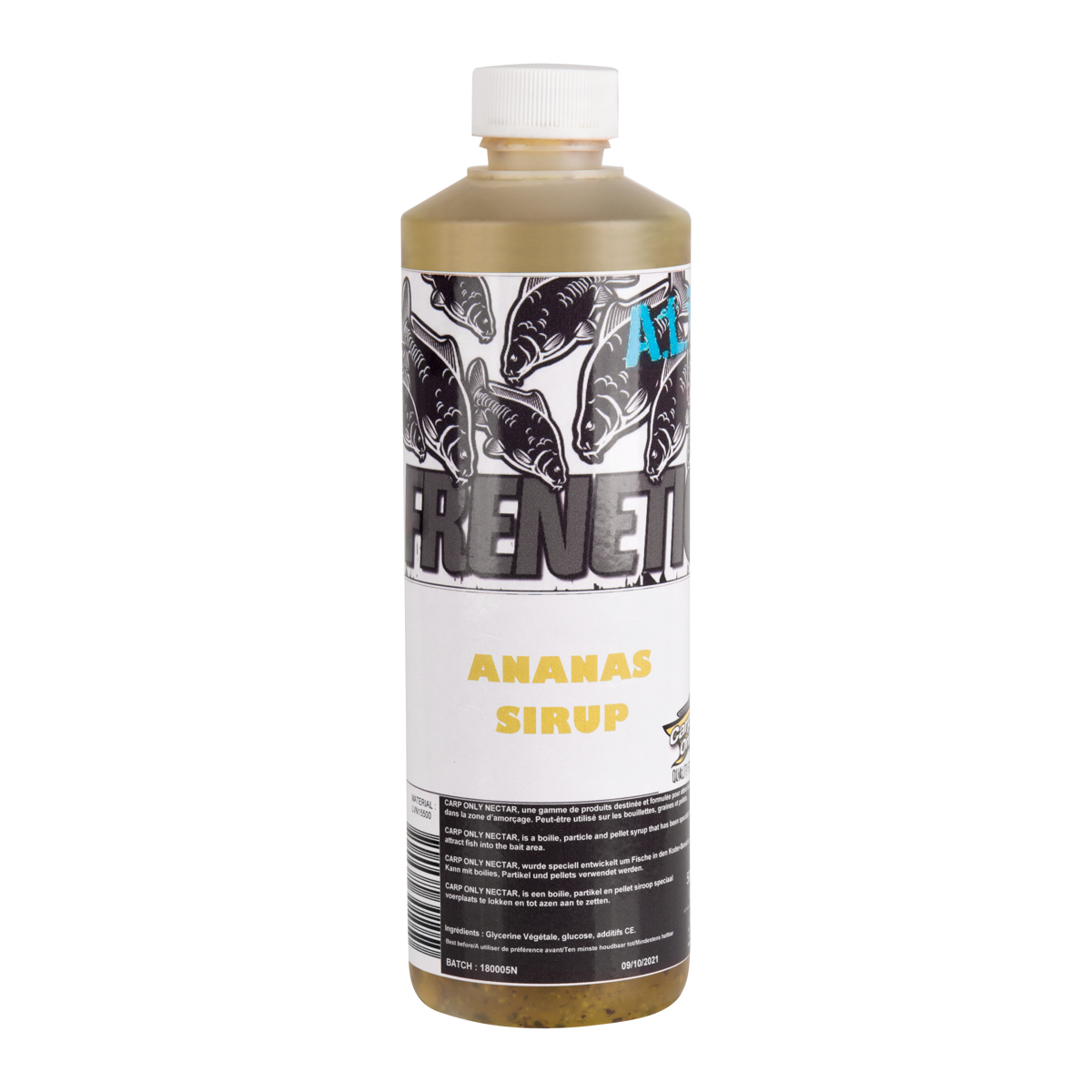 CARP ONLY Sirup Frenetic A.L.T. - Ananas 500ml