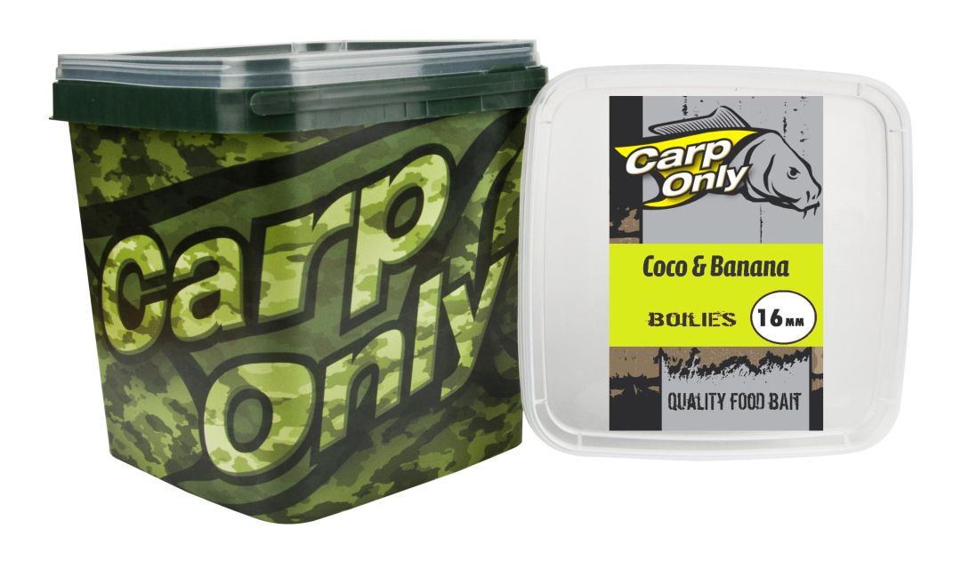 CARP ONLY COCO & BANANA BOILIE 12MM 3KG