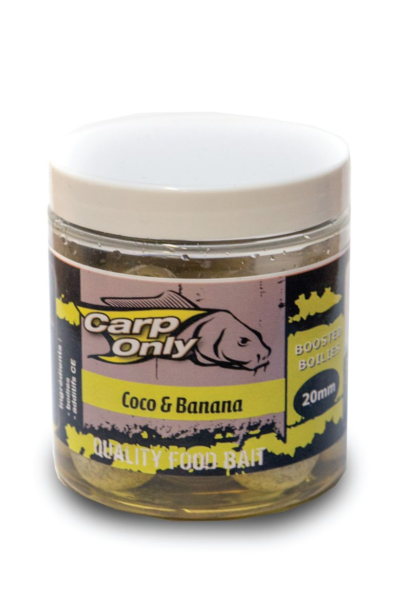 COCO & BANANA DIPOVANÝ BOILIES 20MM 250ML
