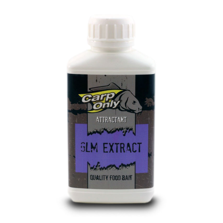 CARP ONLY Atraktant GLM Extrakt 250ml (mušľa)
