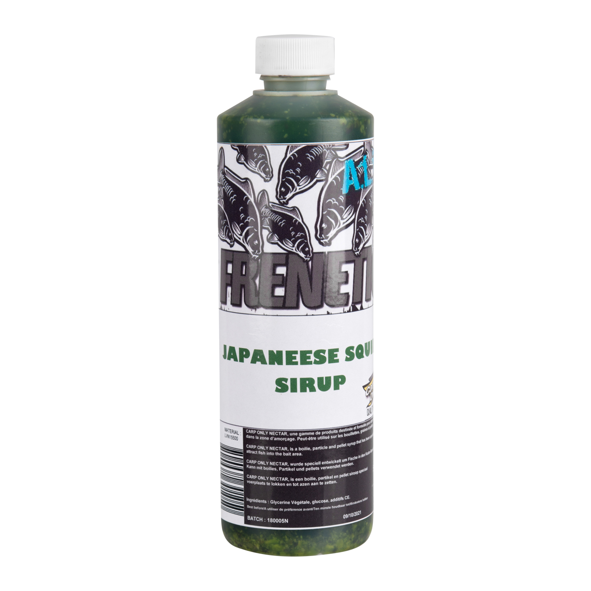 CARP ONLY Sirup Frenetic A.L.T. - Japonská Oliheň 500ml