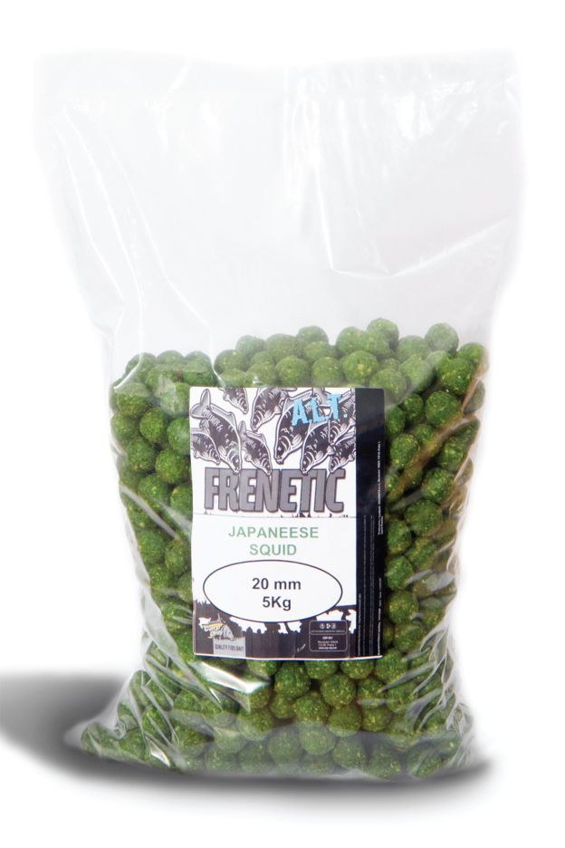 FRENETIC A.L.T. BOILIES JAPANESEE SQUID 20MM 5KG