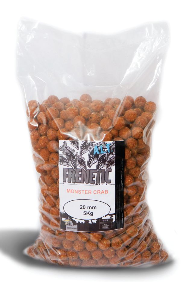 FRENETIC A.L.T. BOILIES MONSTER CRAB 20MM 5KG