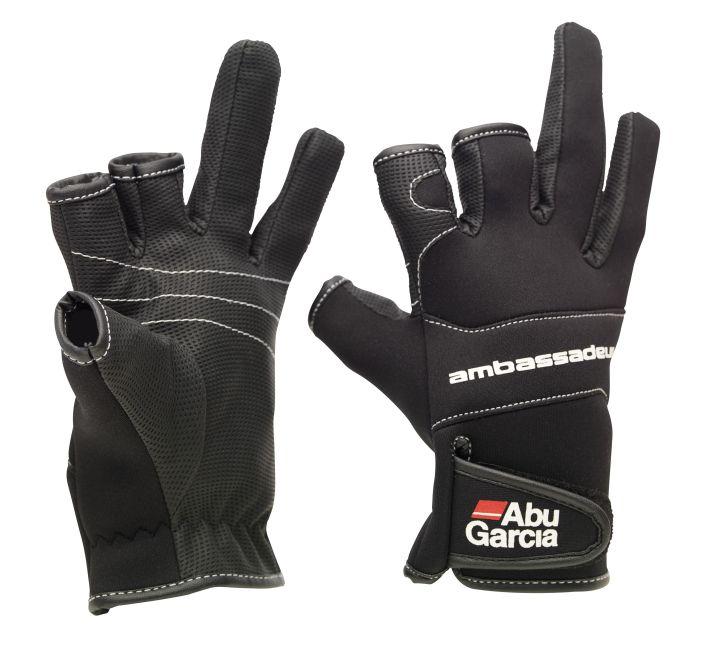 ABU GARCIA Neoprénové rukavice Abu Garcia XL