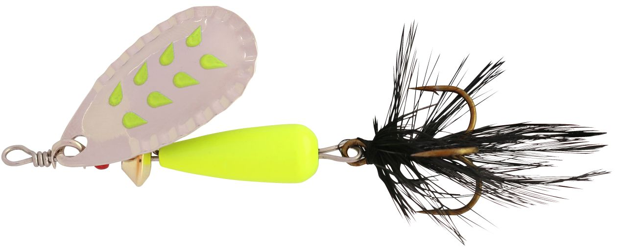 DROPPEN FLUO CHART 12G - S BLACK FEATHER