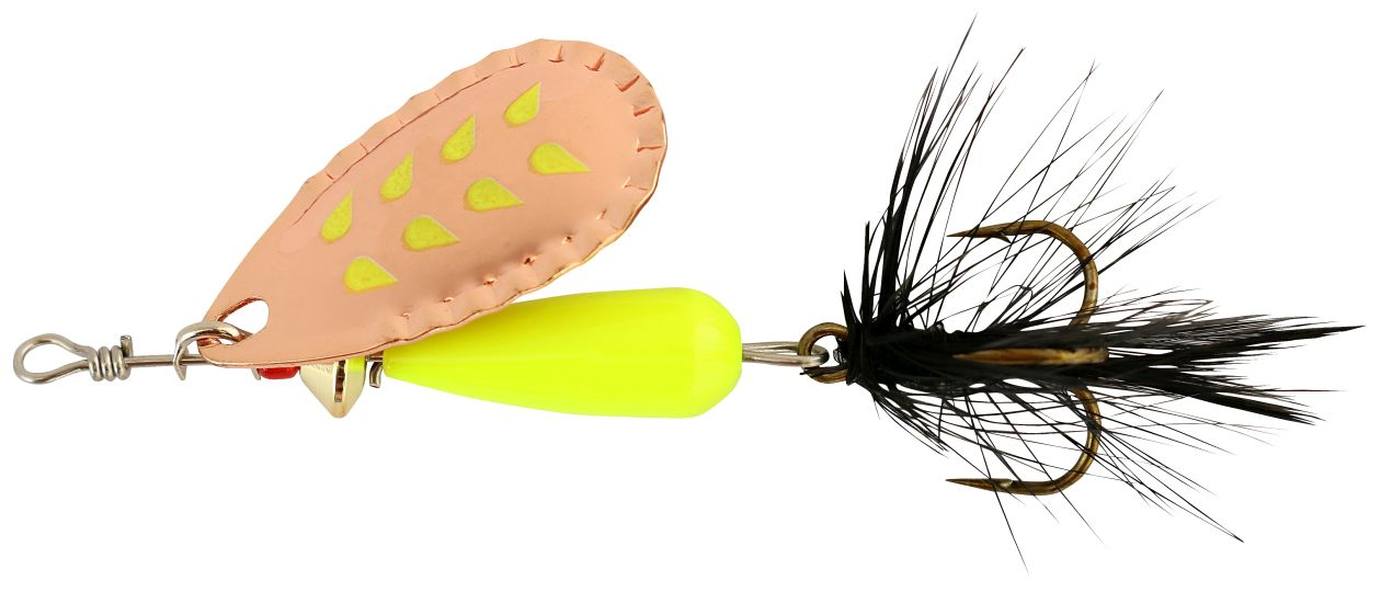 DROPPEN FLUO CHART 12G - C BLACK FEATHER