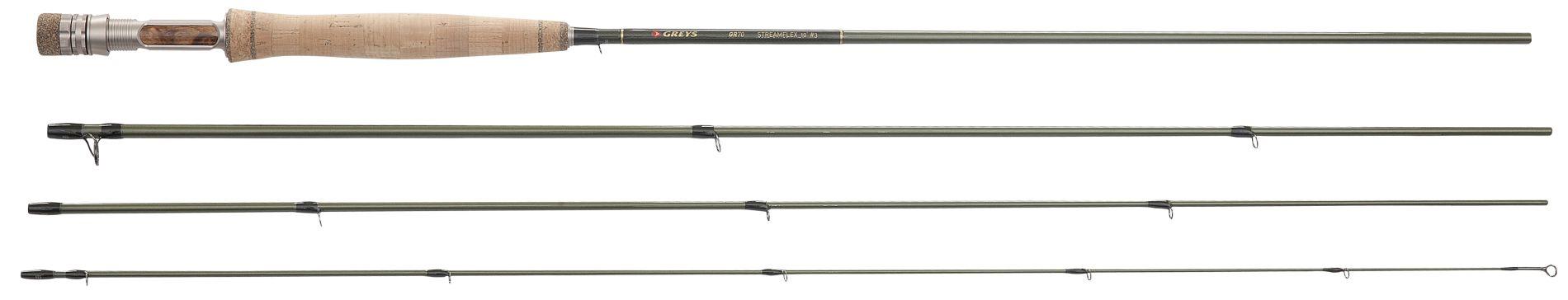 GREYS Muškařský prut Greys GR70 Streamflex 2,74m #3