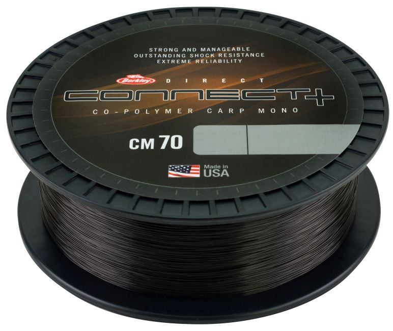 BERKLEY CONNECT+ CM70 MUDD BROWN 1000M 0,28MM 6,3kg