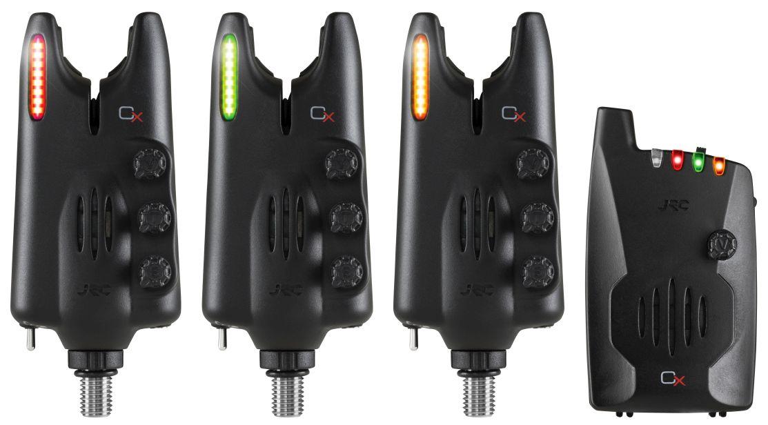 Sada signalizátorů JRC Radar CX 3+1 Multi-colour