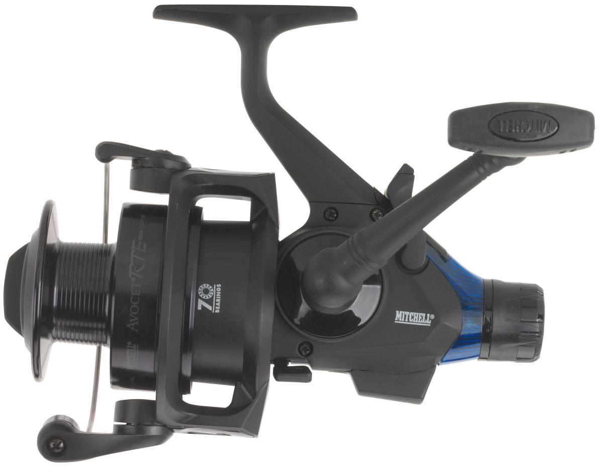 Naviják s volnoběžnou brzdou Mitchell Avocet 6500 RTE Modrá