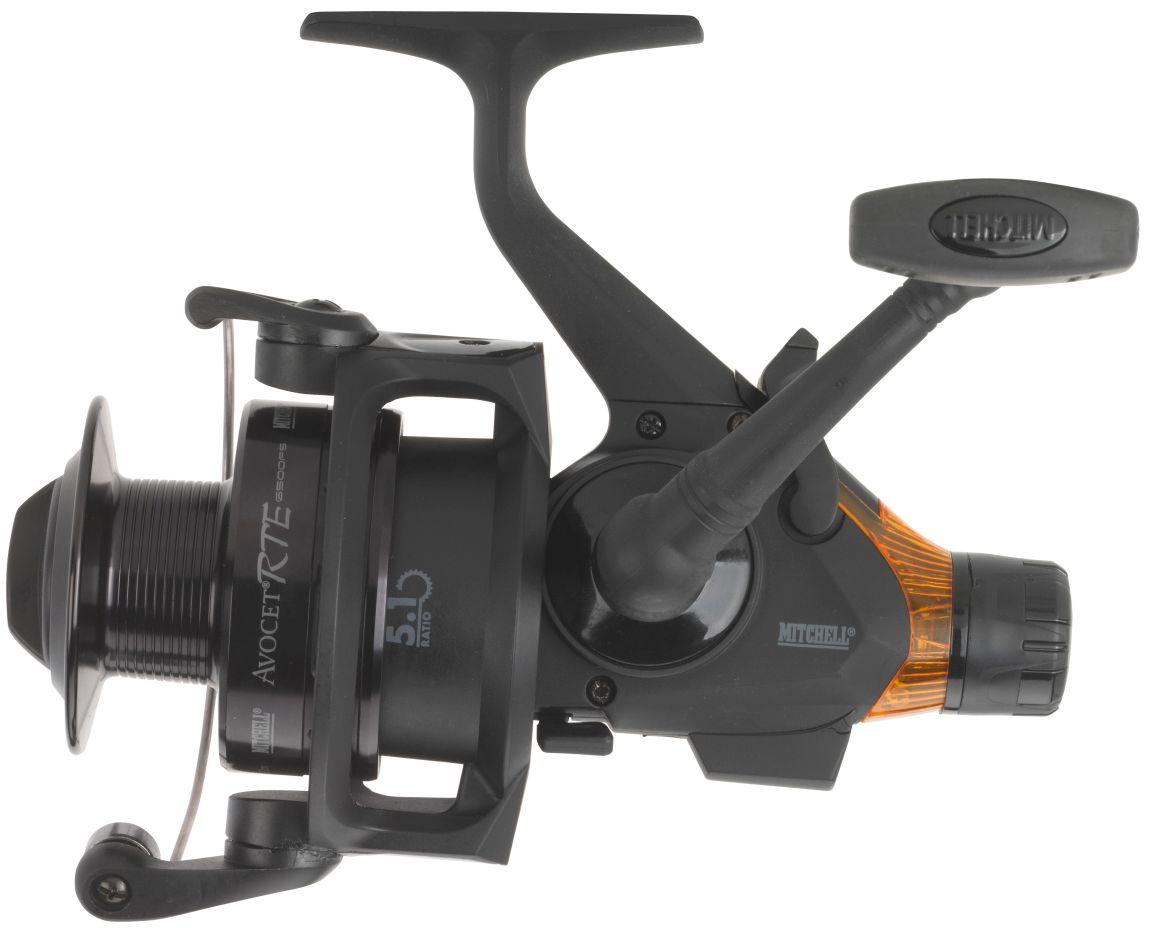 Naviják s volnoběžnou brzdou Mitchell Avocet 6500 RTE Oranžová