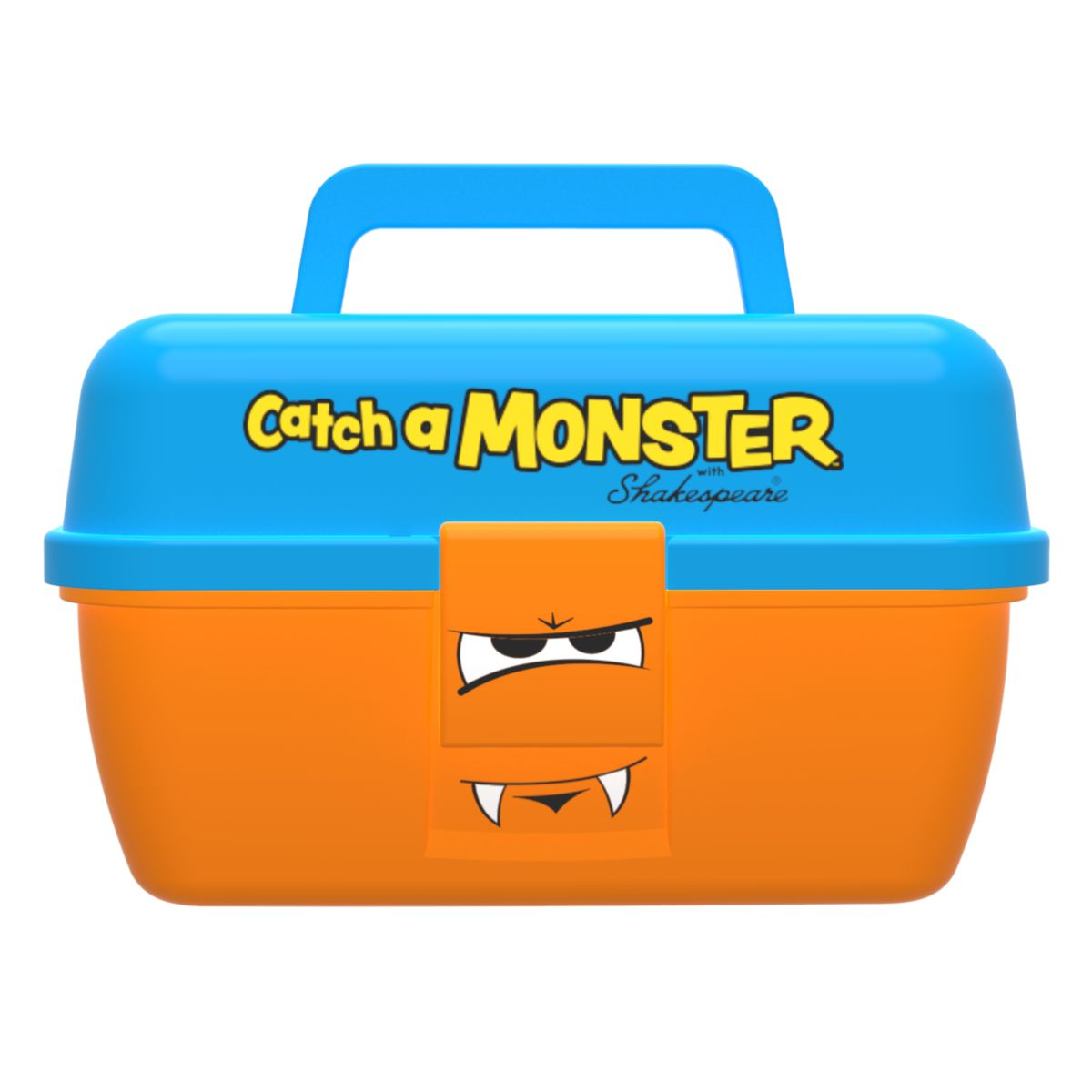 Dětský kufřík Shakespeare Catch a Monster Orange Tackle Box