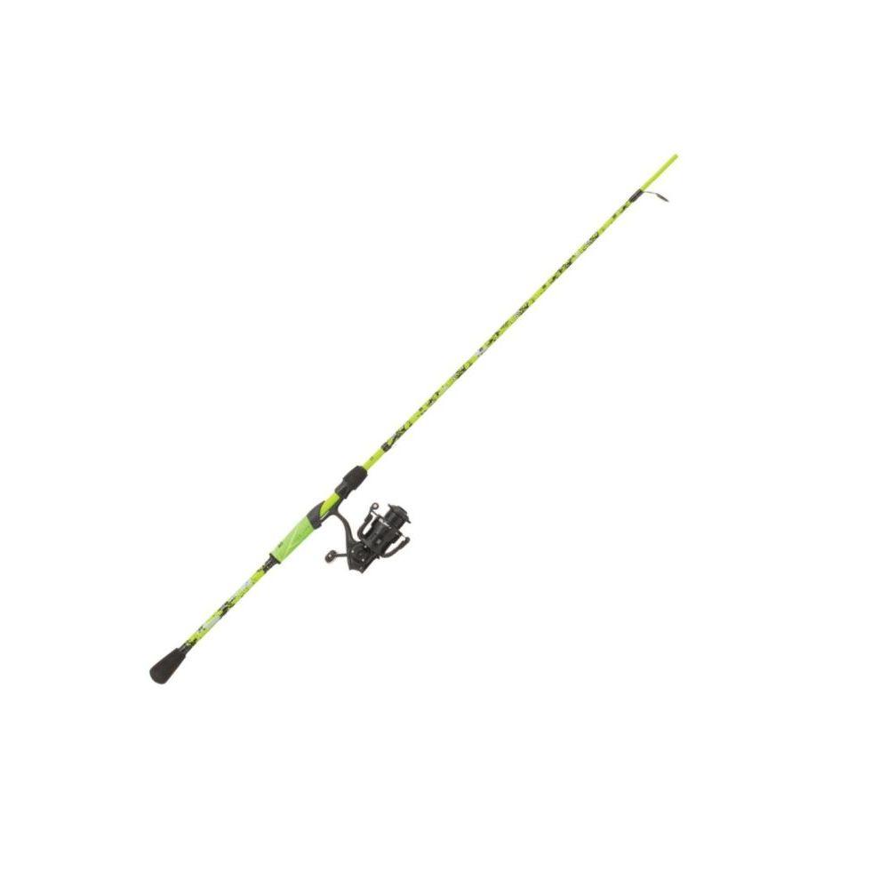 Přívlačový prut s navijákem Abu Garcia Revo X Green Spin H 2,40m 30-60g