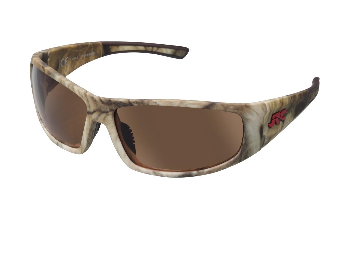 Polarizační brýle JRC Stealth SG Green Camo/Copper