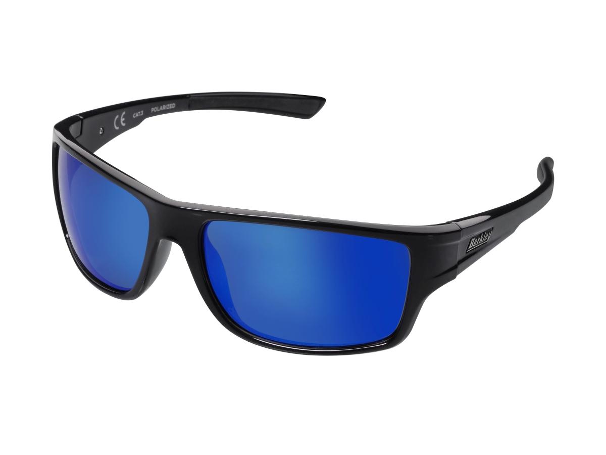 Polarizační brýle Berkley B11 Suglasses Black/Gray/Blue Revo