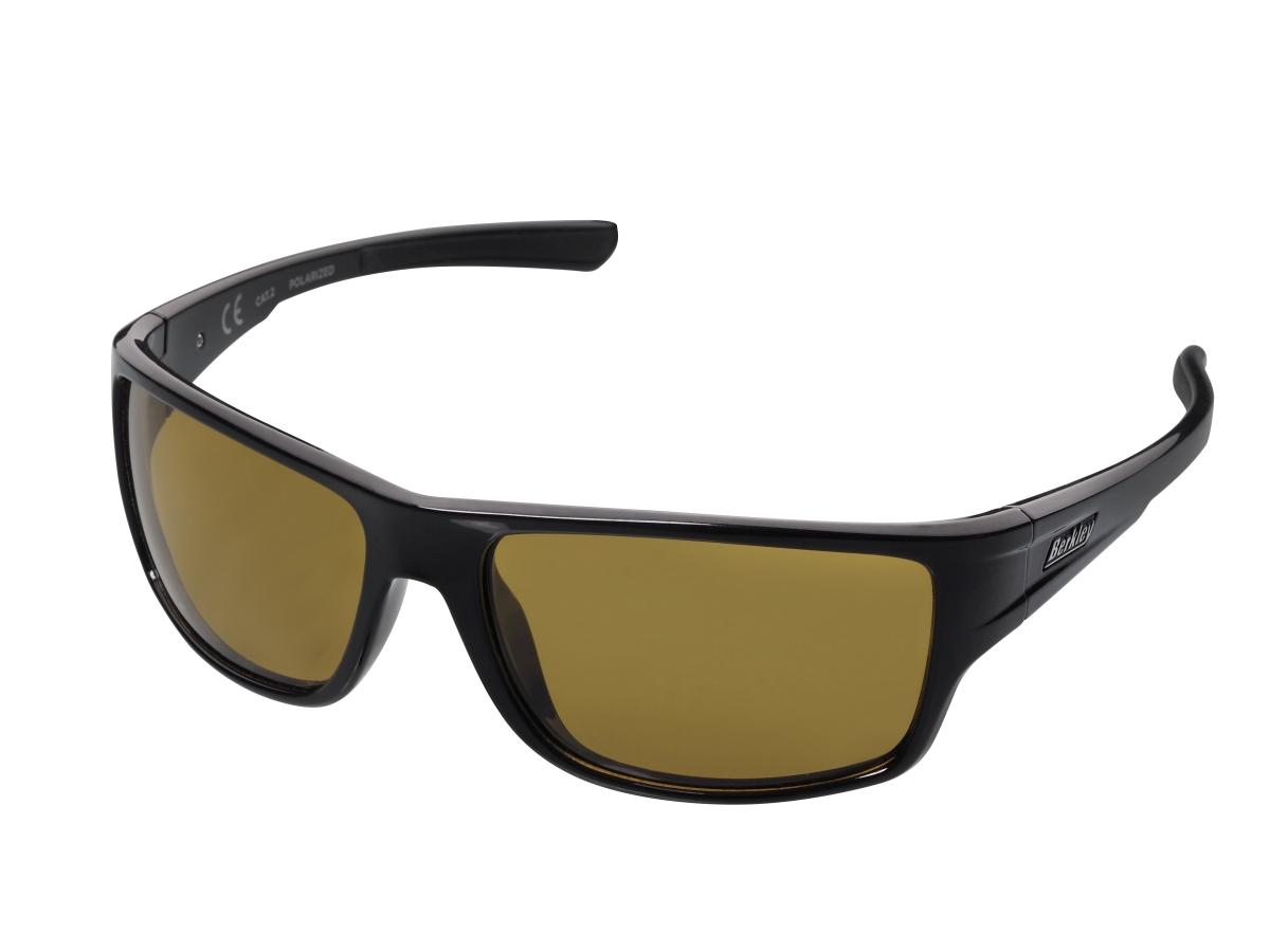 Polarizační brýle Berkley B11 Suglasses Black/Yellow