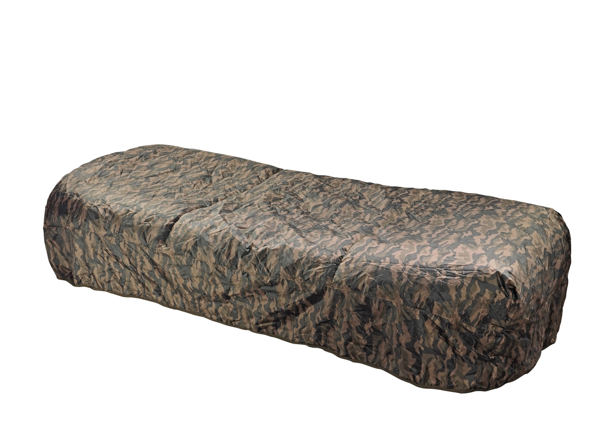 JRC Přehoz na spacák JRC Rova Camo Sleeping Bag Cover Wide