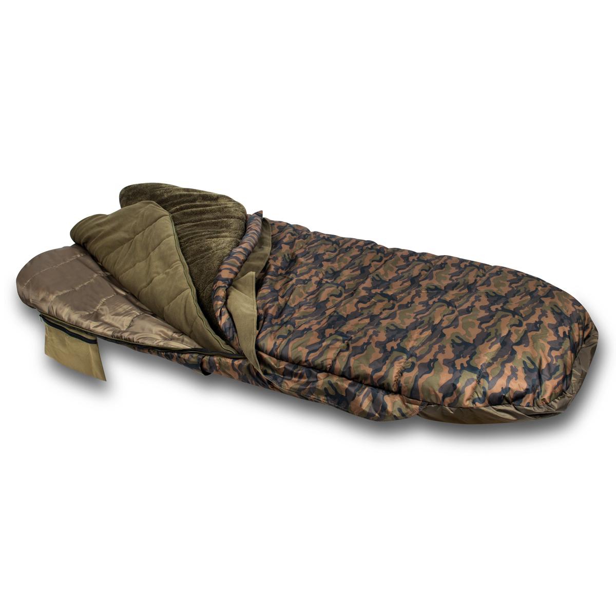 Spací pytel Starfishing Repus Pro 365 2v1 Fleece Camo
