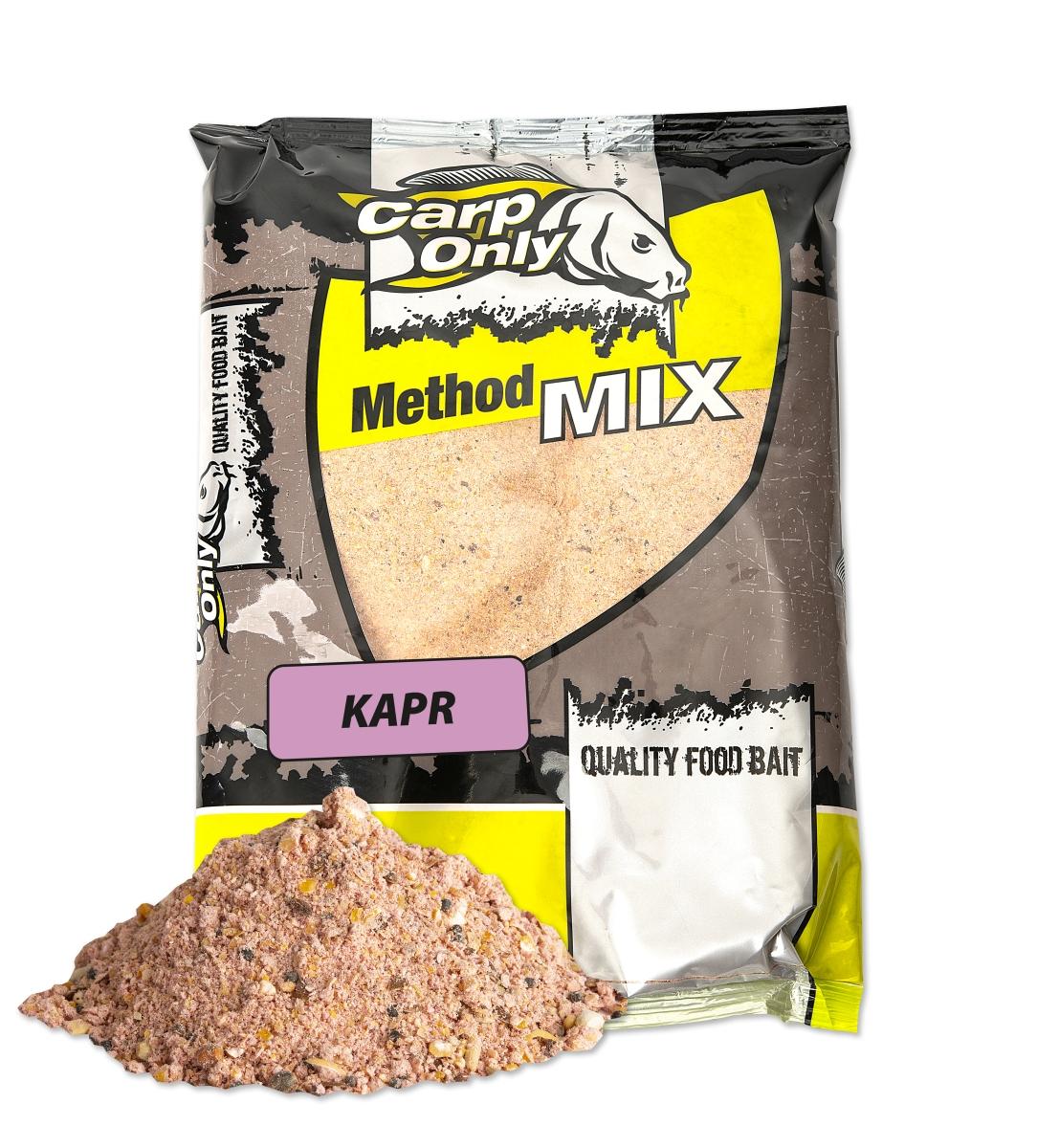 Method mix Carp Only Carp 1kg