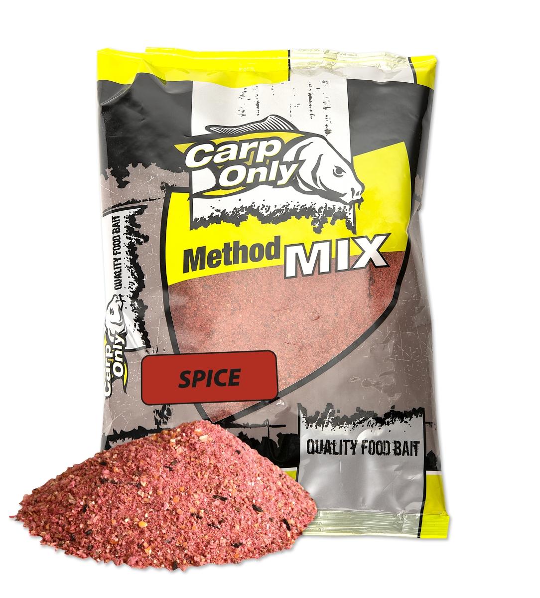 Method mix Carp Only Spice 1kg