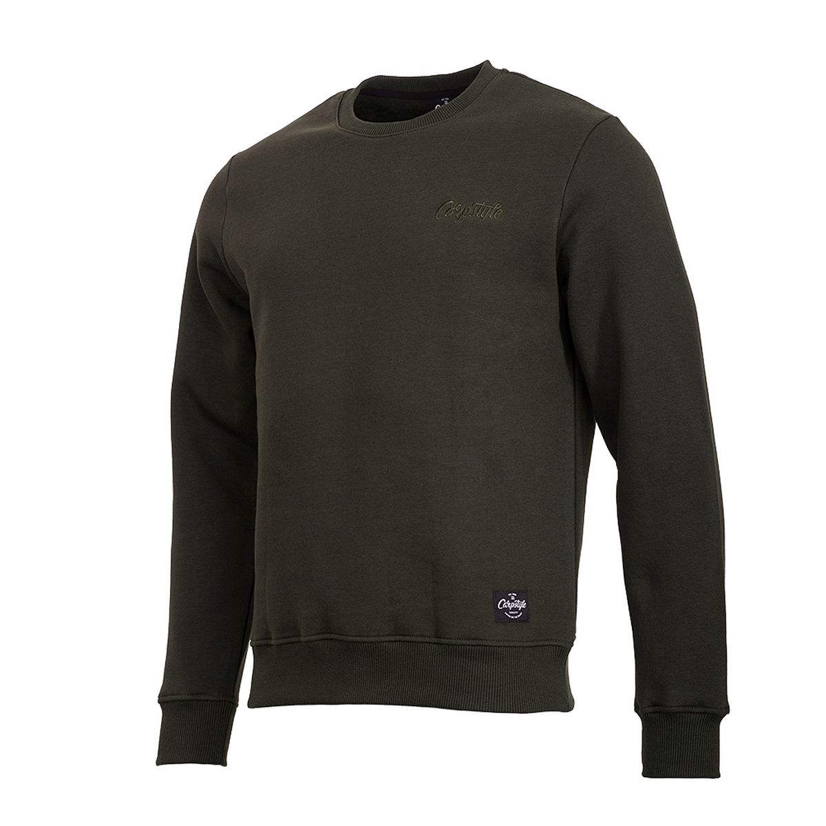 CARPSTYLE BANK SWEATSHIRT - L