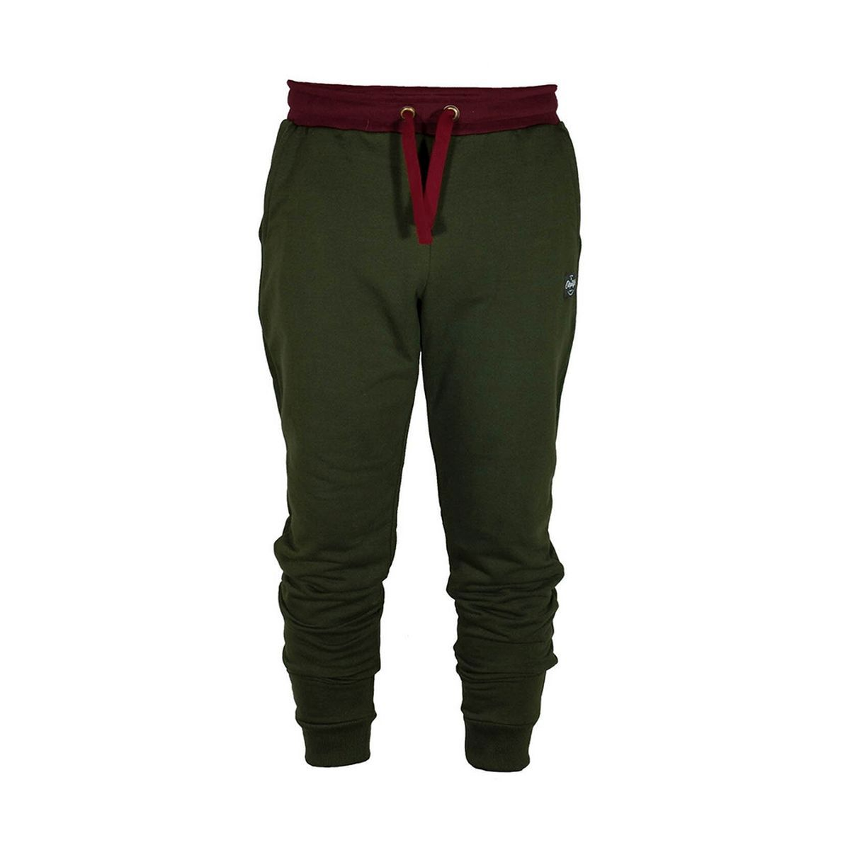CARPSTYLE GREEN FOREST JOGGERS - L